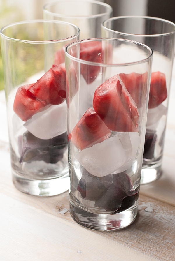 Red White And Blue Vanilla Bean Spritzer (Non-Alchoholic) #Holidayfoodparty (14)